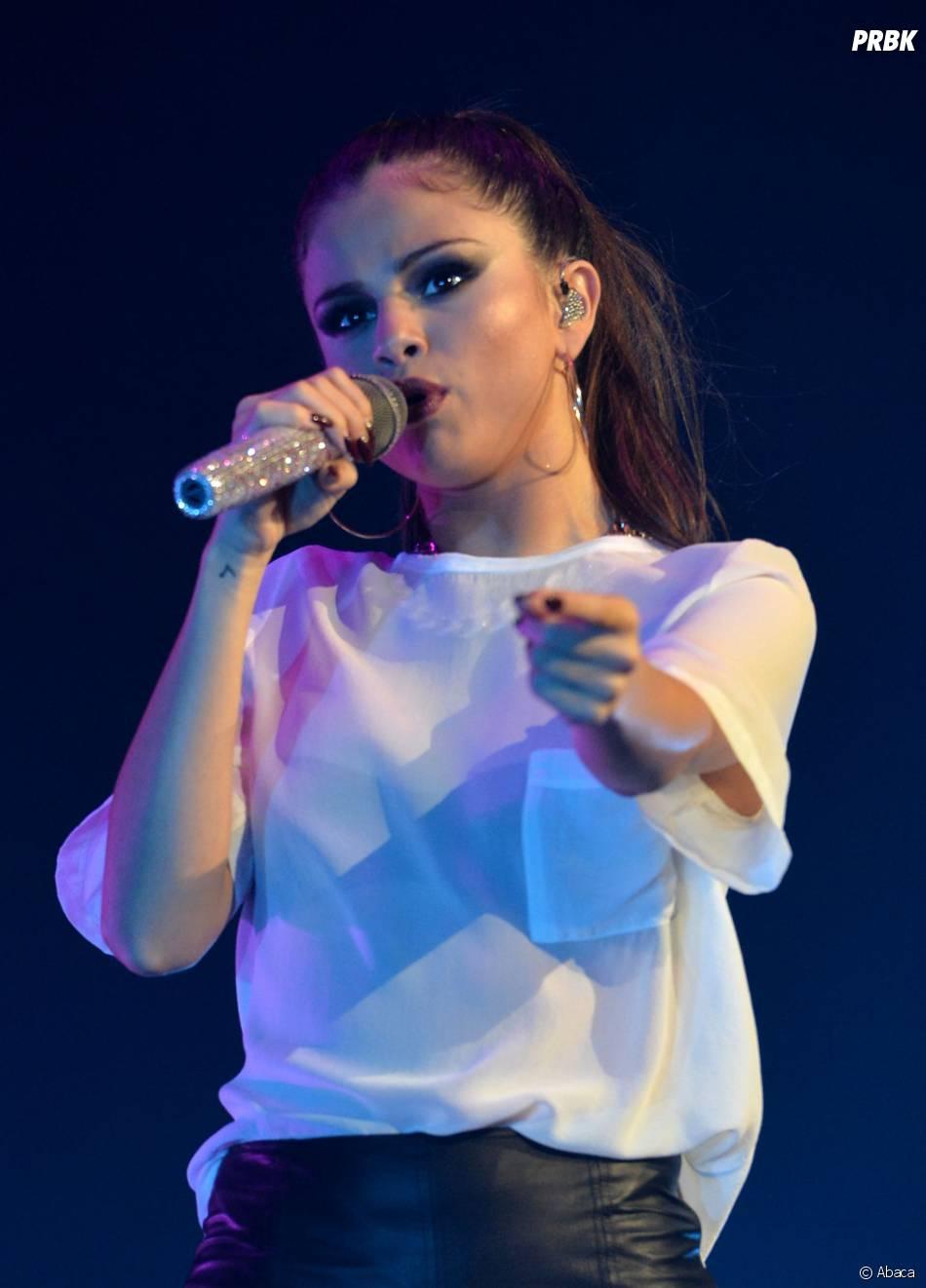 Selena Gomez en concert au Zénith de Paris, jeudi 5 septembre 2013