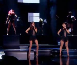 Alizée et Tal : duo sexy sur Single Ladies de Beyoncé sur TF1, le 28 décembre 2013