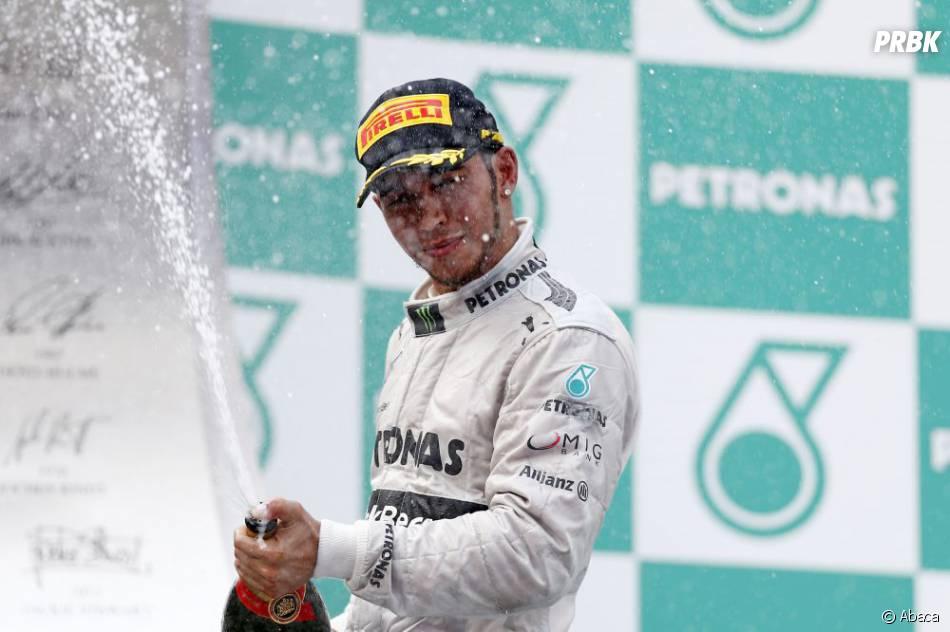 Lewis Hamilton est une star de Formule 1