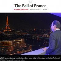 """""""La chute de la France"""" : l'article polémique de Newsweek qui énerve Twitter"""