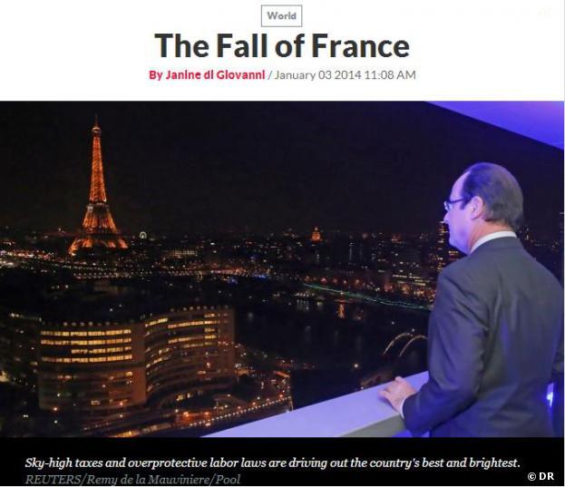 Newsweek publie un article polémique sur la France : les clichés évoqués par la journaliste deviennent la risée du web