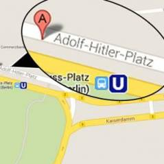 Google Maps : bad buzz à cause d'une place Adolf Hitler à Berlin