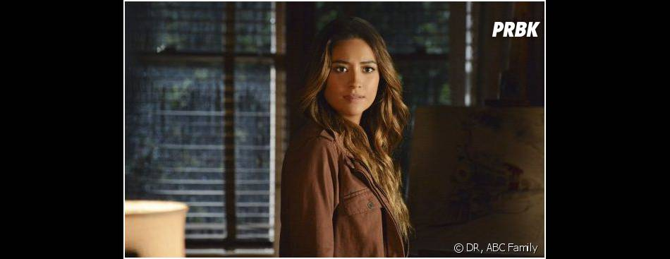 Pretty Little Liars saison 4, épisode 15 : Shay Mitchell aka Emily