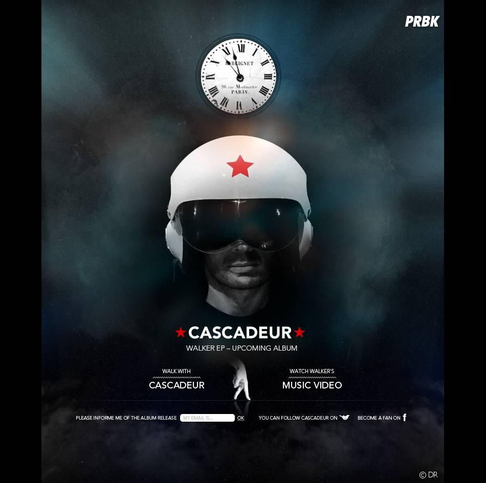 Prix Talents W9 2014 : Cascadeur en finale