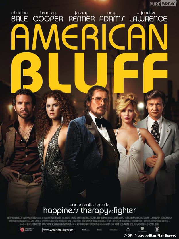 Oscars 2014 : American Bluff au top des nominations