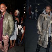 Kanye West VS Will Smith : qui est le plus cool de la Fashion Week ?