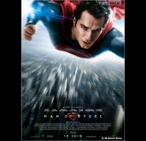 Man of Steel 2 : sortie au cinéma repoussée au 6 mai 2016