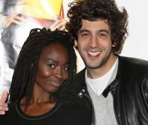 Max Boublil et Aïssa Maïga en duo dans Prêt à tout, le 22 janvier 2014 au cinéma