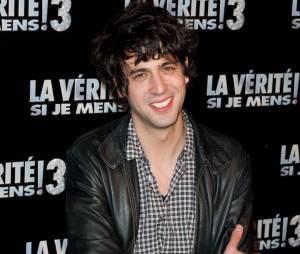 Max Boublil de retour au cinéma dans Prêt à tout, le 22 janvier 2014