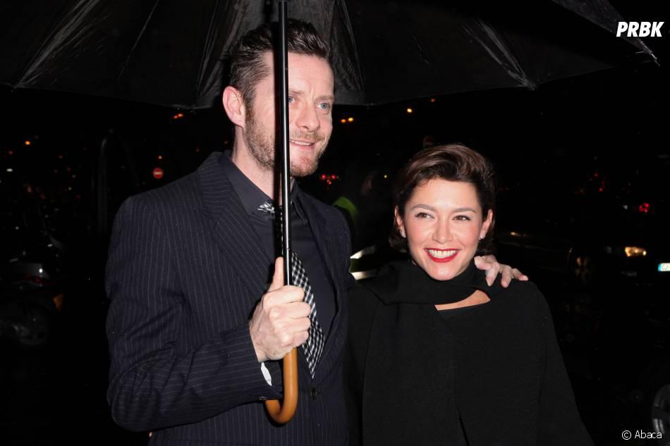 Emma de Caunes et son mari Jamie Hewlett du groupe Gorillaz