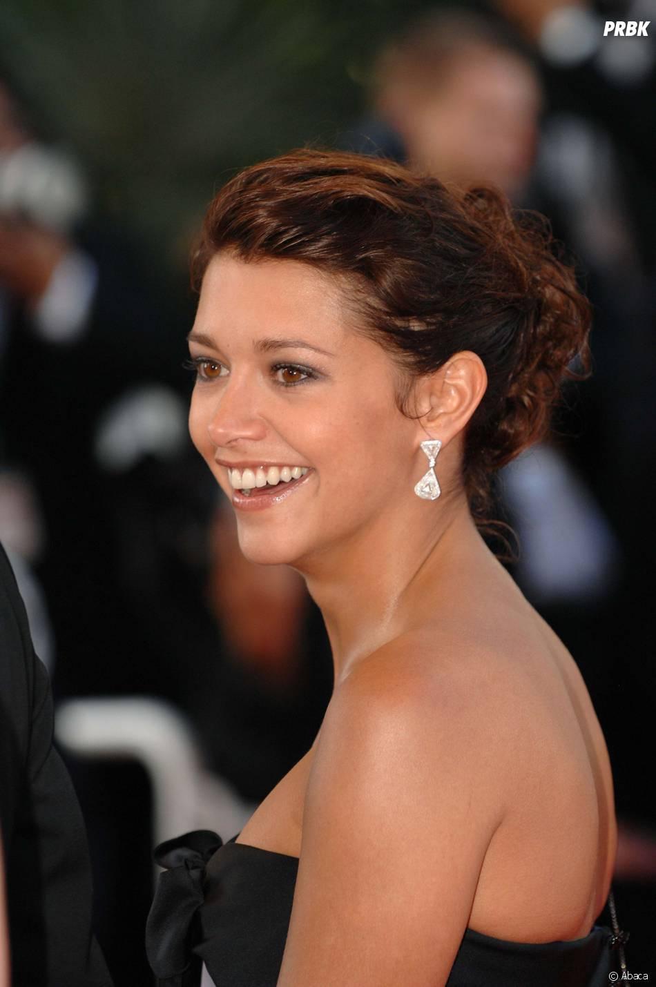 Emma de Caunes au festival de Cannes 2007