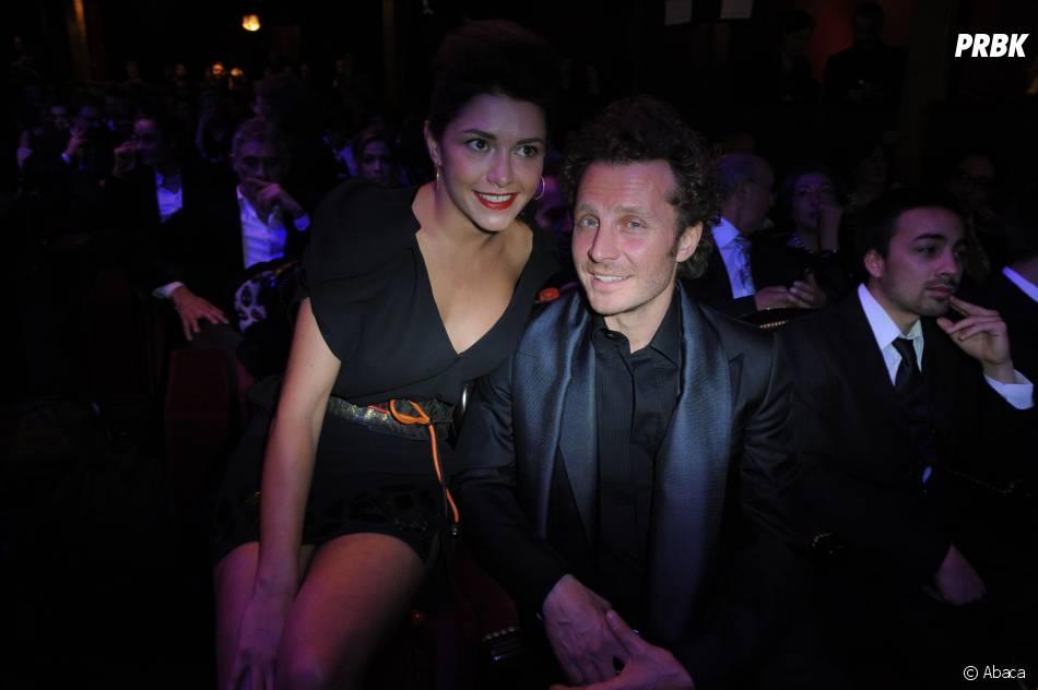 Emma de Caunes et Sinclair aux César 2009
