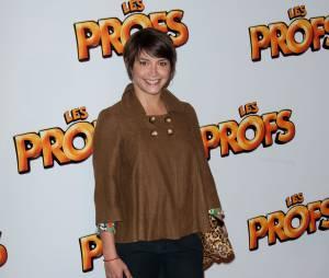 Emma de Caunes à l'avant-première du film Les Profs, le 9 avril 2013 à Paris