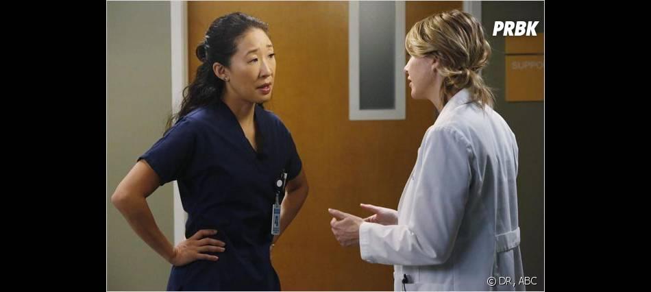 Grey's Anatomy saison 10 : Sandra Oh abandonnera ses partenaires