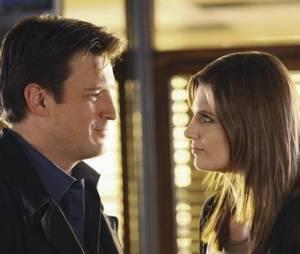 Castle saison 5 : l'histoire de Rick et Kate en gifs