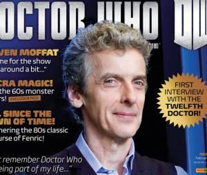 Doctor Who saison 8 : Peter Capaldi est le nouveau Doctor