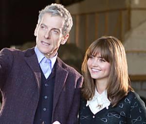Doctor Who saison 8 : Peter Capaldi aura un costume sobre et élégant