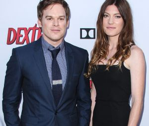 Jennifer Carpenter et Michael C. Hall à la soirée Dexter saison 8, le 15 juin 2013 à Hollywood