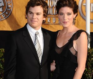 Jennifer Carpenter et Micheal C. Hall aux SAG Awards 2009