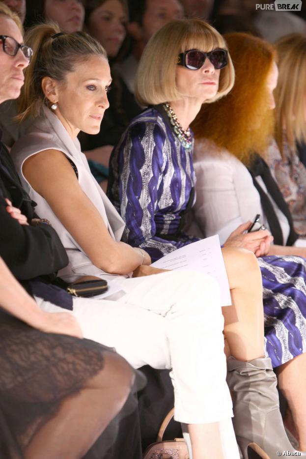 Sarah Jessica Parker, bientôt rédactrice en chef du Vogue US ?