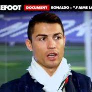 Cristiano Ronaldo et son fils Cristiano Junior : confidences intimes dans Téléfoot