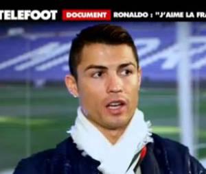 Cristiano Ronaldo : son interview dans Téléfoot, le 2 février 2014