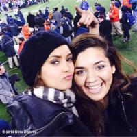 Nina Dobrev, Hugh Jackman... : pluie de selfies sur le Super Bowl 2014