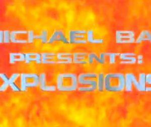 Michael Bay.