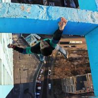 [PHOTOS] Voici pourquoi Kirill Oreshkin est l'homme le plus inconscient du monde