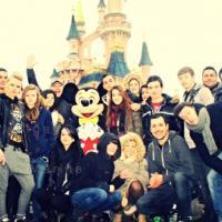 Cauet : la vidéo de sa folle journée à Disney avec des auditeurs