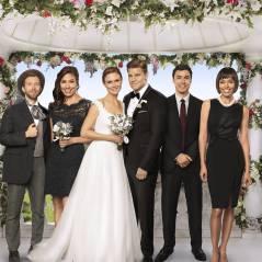 Bones saison 9 sur M6 : Booth et Brennan au coeur d'un mariage émouvant