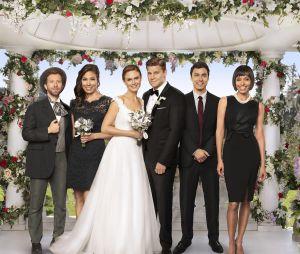 Bones saison 9, épisode 6 : photo de mariage pour Booth et Brennan