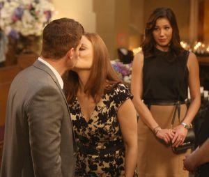 Bones saison 9, épisode 6 : l'heure du mariage est arrivée pour Temperance et Seeley