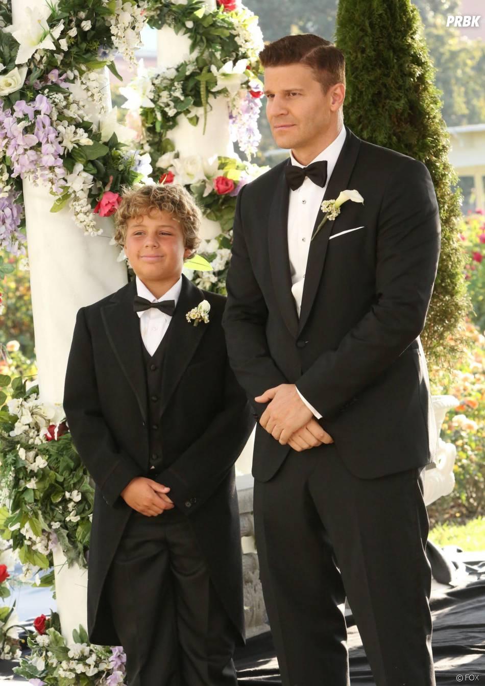 Bones saison 9, épisode 6 : Booth se marie