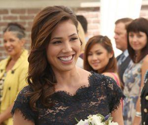 Bones saison 9, épisode 6 : Angela au mariage de Booth et Brennan