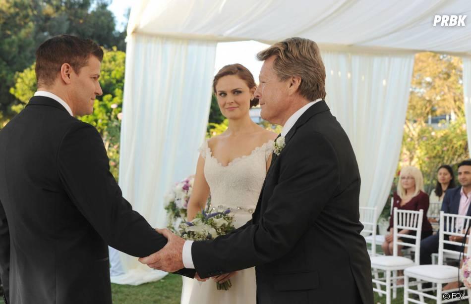 Bones saison 9, épisode 6 : mariage très attendu au programme
