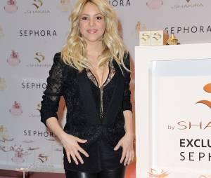 Sharkira dans le top des mamans les plus sexy d'Hollywood