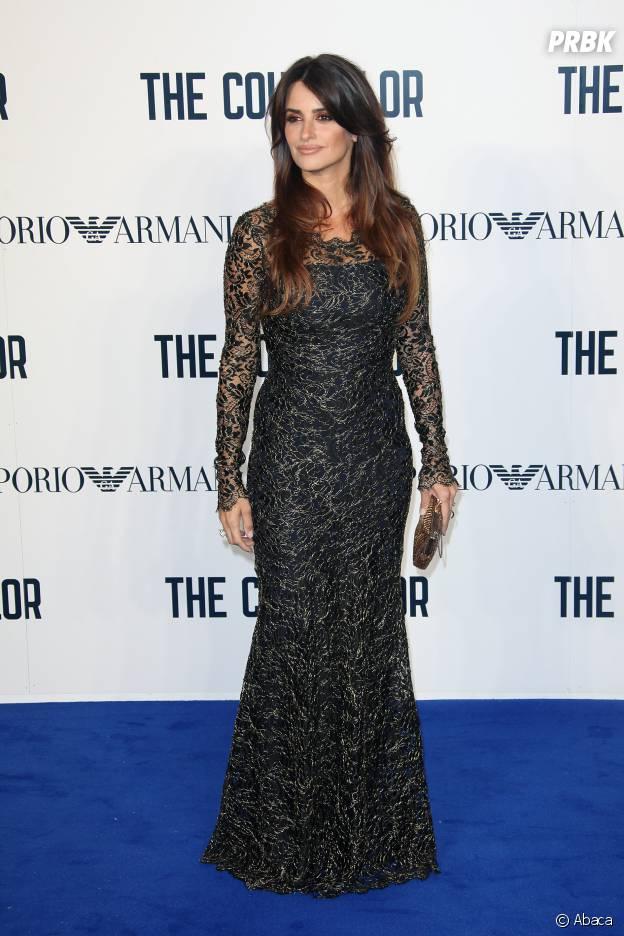 Penelope Cruz dans le top des mamans les plus sexy d'Hollywood
