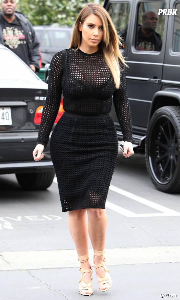 Kim Kardashian dans le top des mamans les plus sexy d'Hollywood
