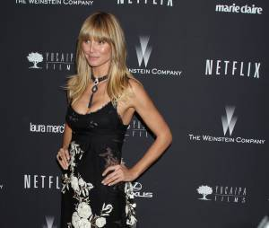 Heidi Klum dans le top des mamans les plus sexy d'Hollywood
