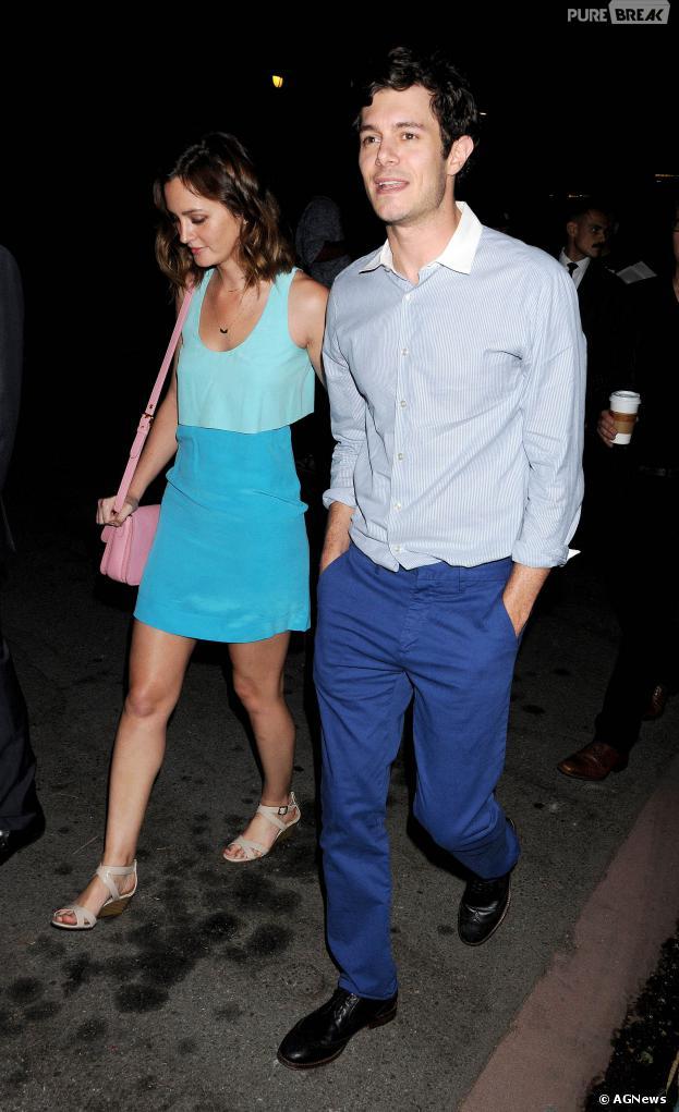 Leighton Meester et Adam Brody mariés en secret