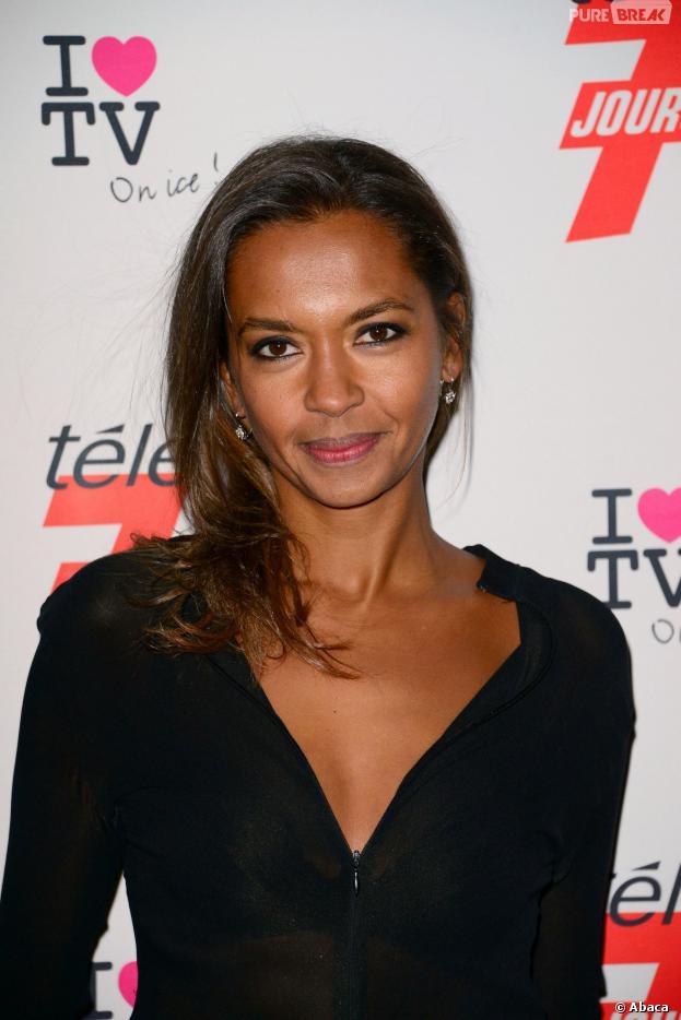 Karine Le Marchand, présentatrice préférée des Français selon un sondage TV Grandes Chaînes en février 2014