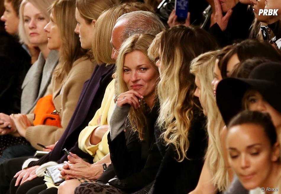 Kate Moss se tape la pose nue pour le photographe Terry Richardson
