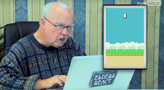 Flappy Bird : quand les vieux jouent au jeu vidéo, c'est culte