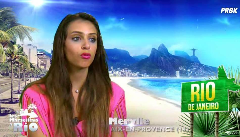 Les Marseillais à Rio : Mérylie en mode peste