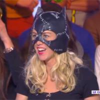 Enora Malagré en catwoman sexy, Hanouna en Sarkozy... : TPMP en mode Mardi Gras