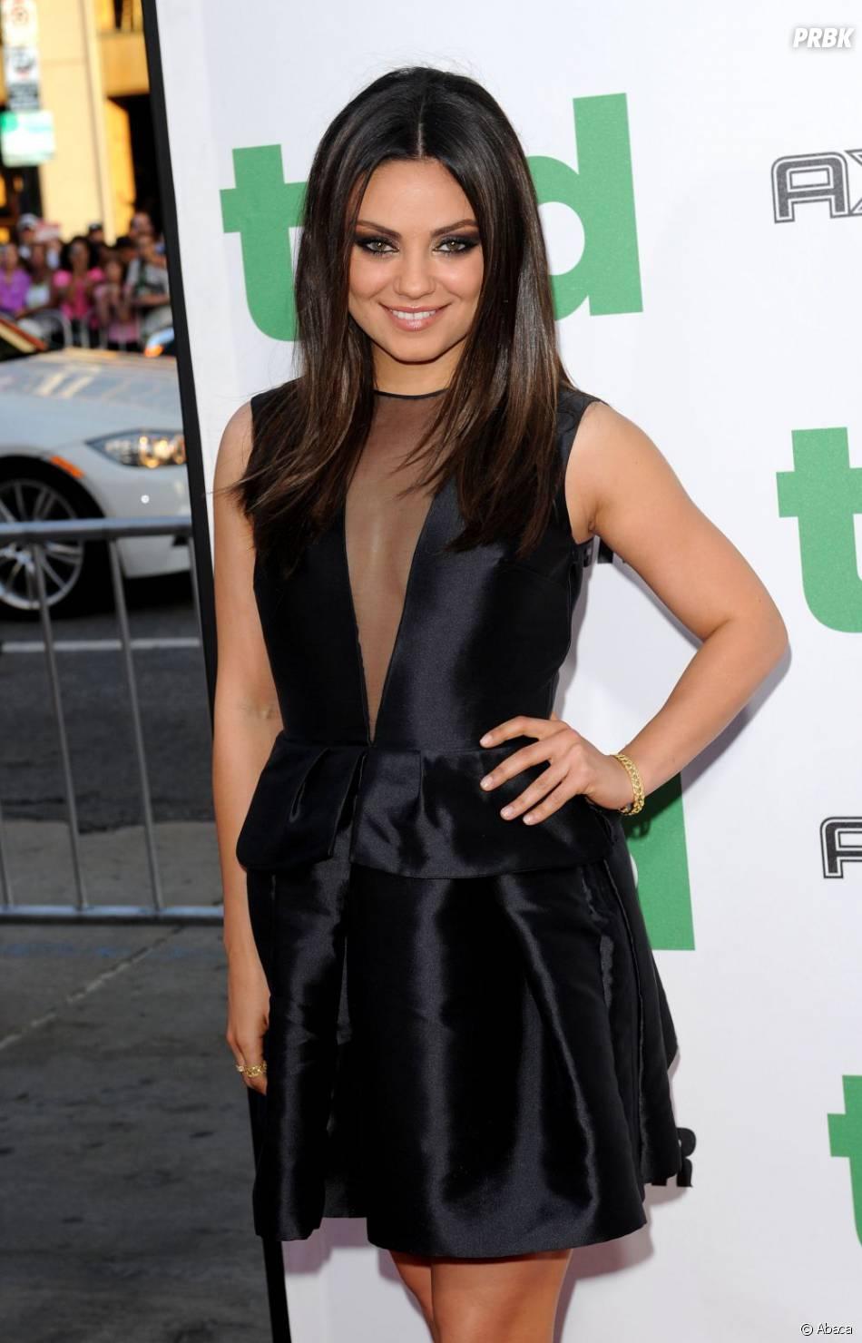 Mila Kunis va charmer Ashton Kutcher dans Mon Oncle Charlie