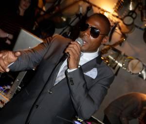 Lord Kossity lors d'un showcase à Paris, le 13 juin 2013
