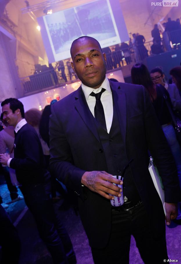 Lord Kossity la la Lacoste Party, le 17 janvier à Paris