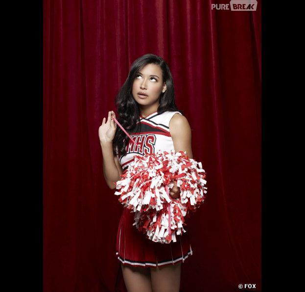Glee saison 5 : Naya Rivera va-t-elle quitter la série ?